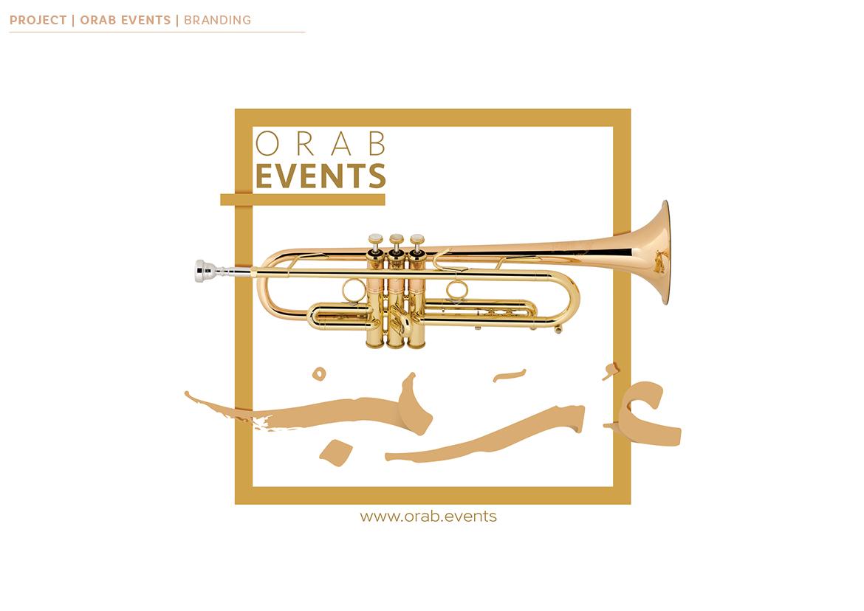 Orab Events Branding by ModernGrind12