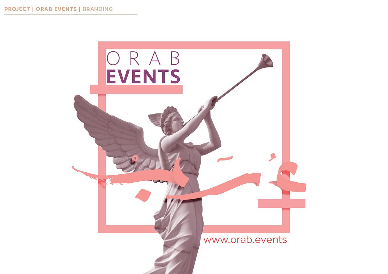 Orab Events Branding by ModernGrind13