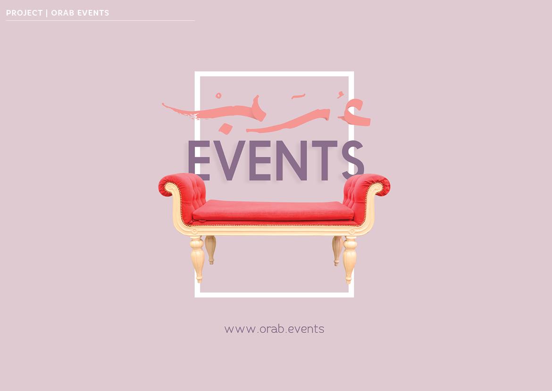Orab Events Branding by ModernGrind7