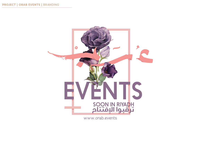 Orab Events Branding by ModernGrind8